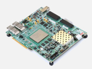 Xilinx VCU118 Evaluation Board